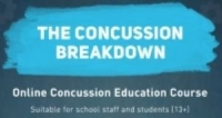 20TRA573 Online Concussion Education Course - The Concussion Breakdown